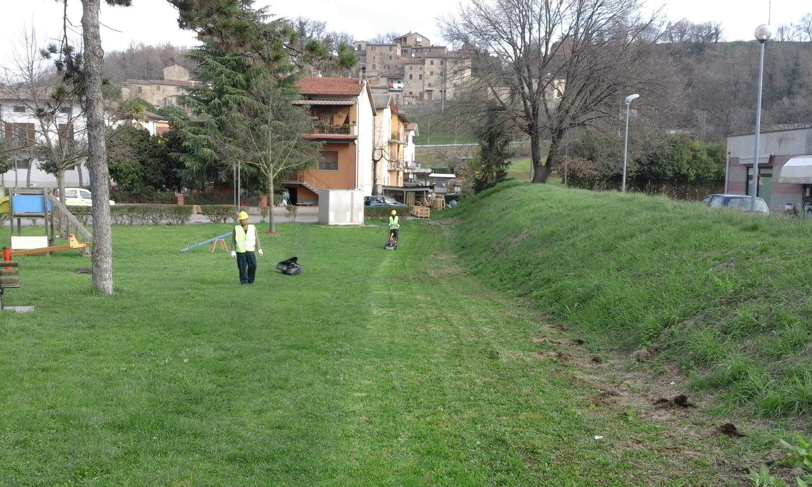Report Volontariato Castelluccio Febbraio