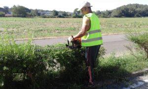 Castelluccio Report Volontariato Agosto 2016