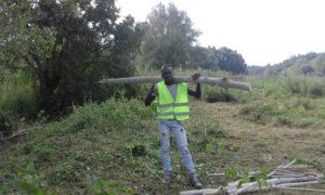 Ponte Buriano Report Volontariato Agosto 2016