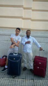 Alì e Ahmad, trasferta nel progetto Sprar di Livorno
