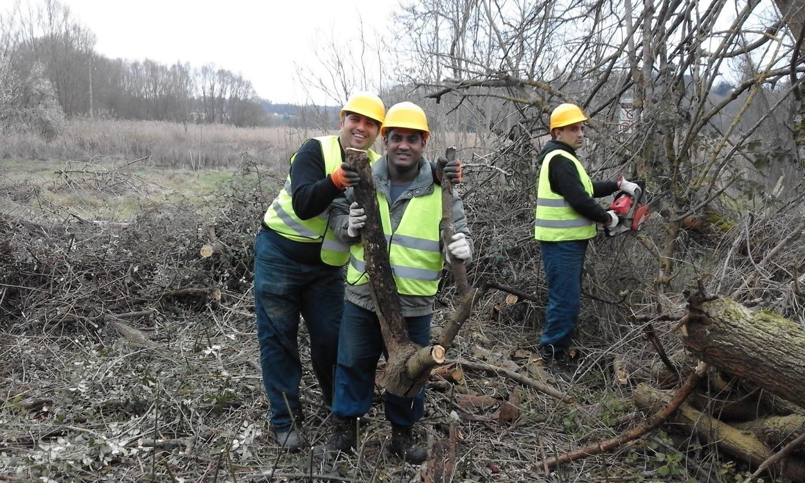 Volontariato Ponte Buriano Report Febbraio 2016