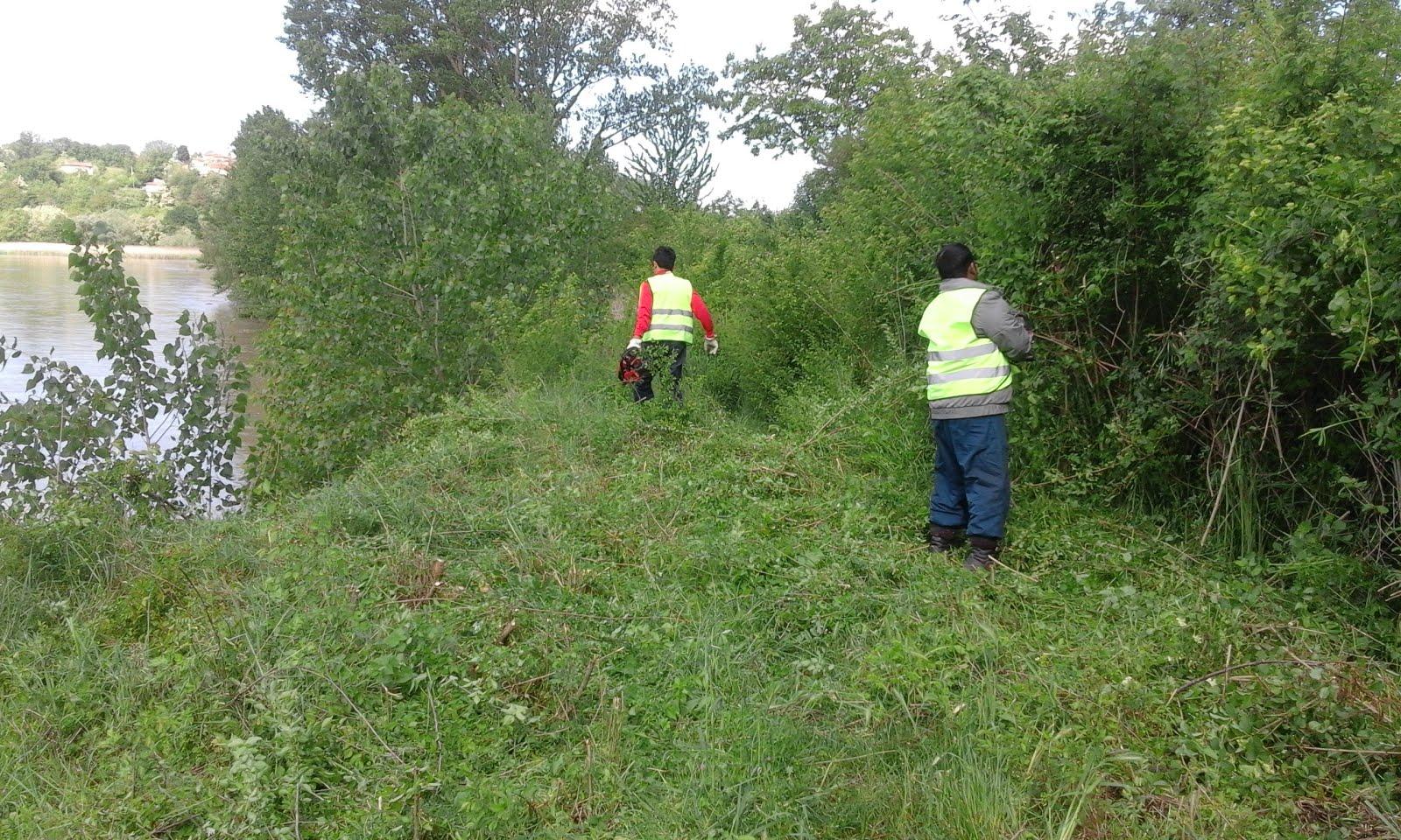 Ponte Buriano Report Volontariato Maggio 2016