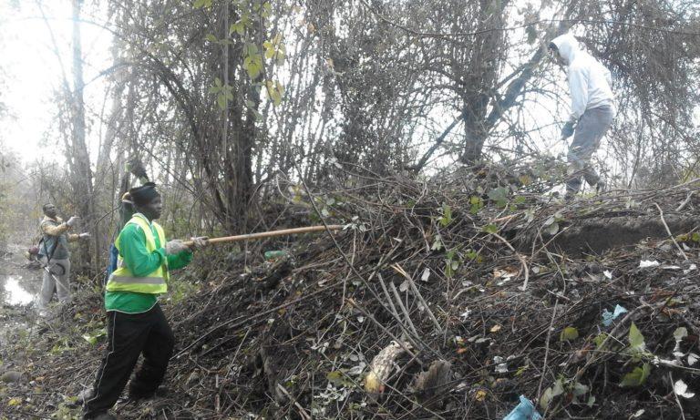 Report Volontariato Ponte Buriano Novembre 2016