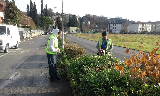 Report Volontariato Castelluccio Dicembre 2016