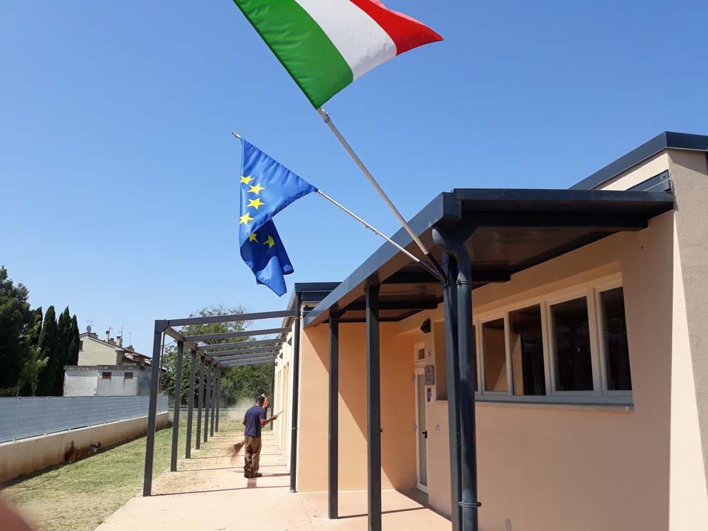 Report Volontariato Castelluccio Luglio 2018