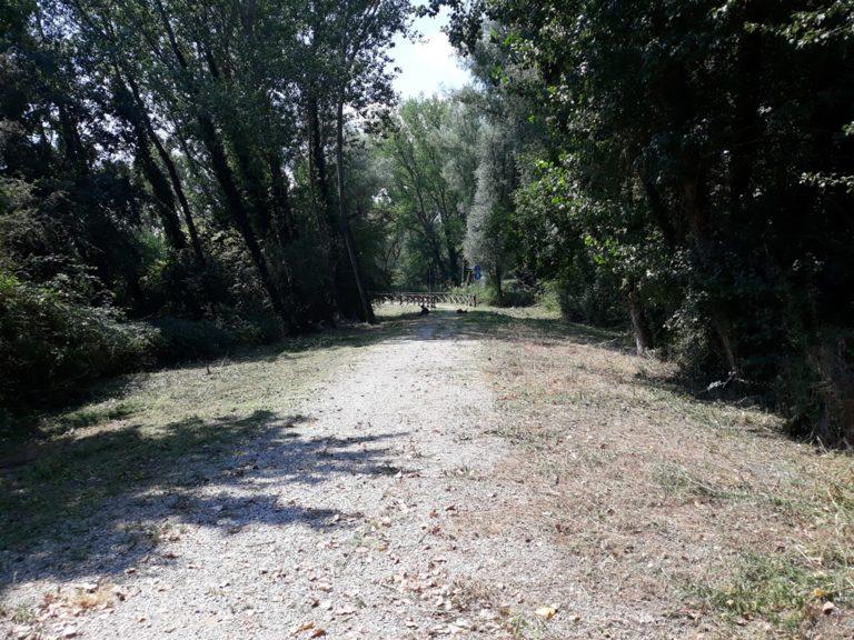 Report Volontariato Ponte Buriano Agosto 2018